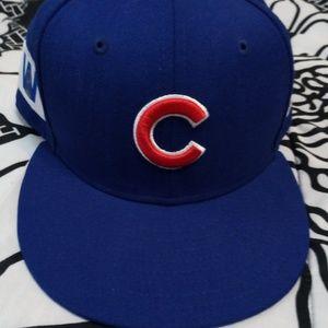 Cubs World Series Snapback Official Merchandise